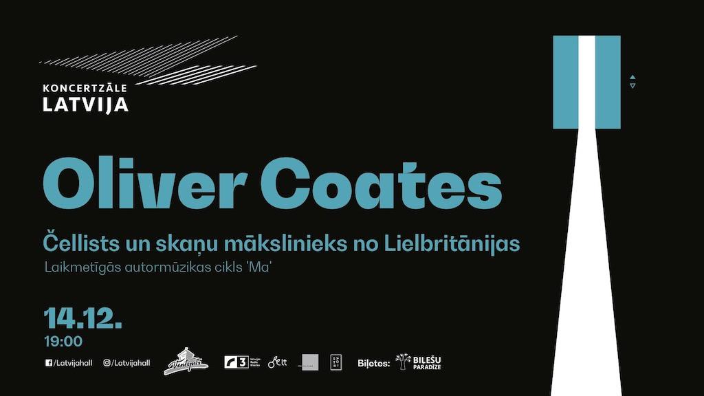 Oliver Coates