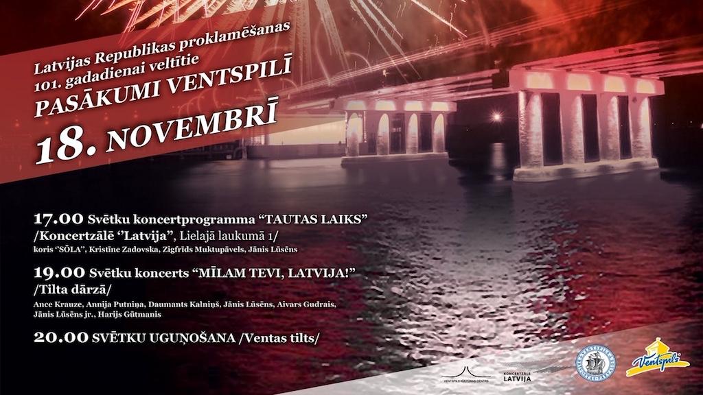 18. novembris Ventspils