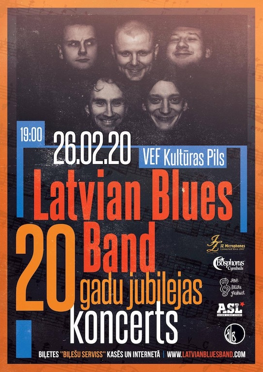 Latvian Blues Band