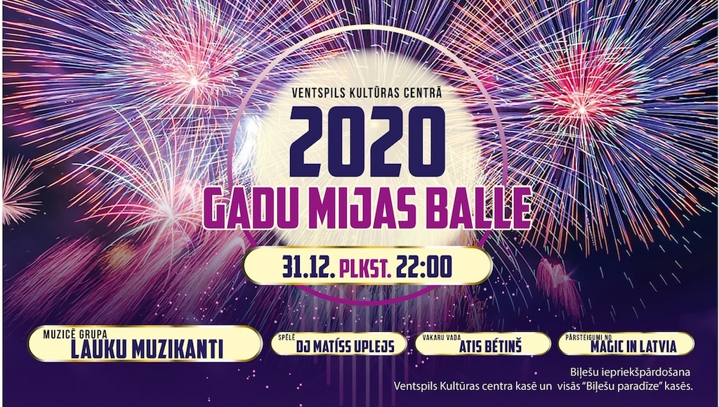 Gadu mijas balle 2020