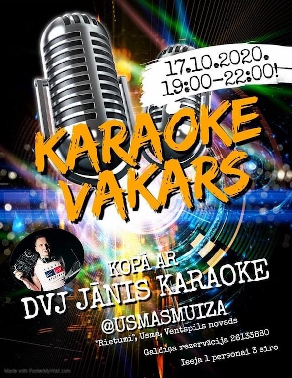 karaoke Usma